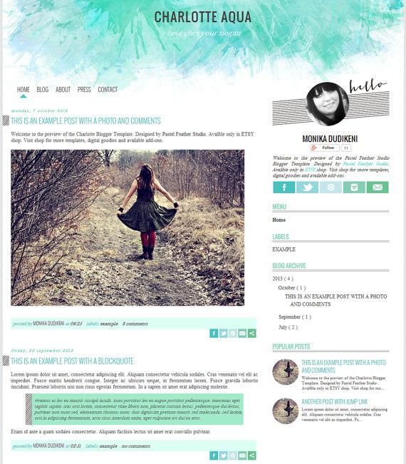 how to use blogger api