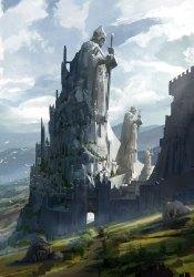 fantasy castles castle paintings advertisement should