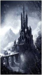 Fantasy Art Dark Castles