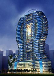 modern buildings architecture examples impressive residential bandra ohm tower