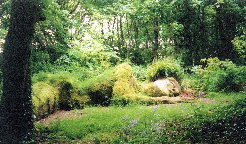 158 The Lost Gardens of Heligan