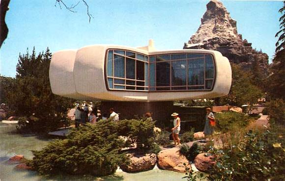 Disney Future House Back to the Future