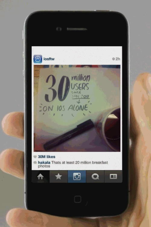 Instagram infographic Facebook Buys Instagram   infographic
