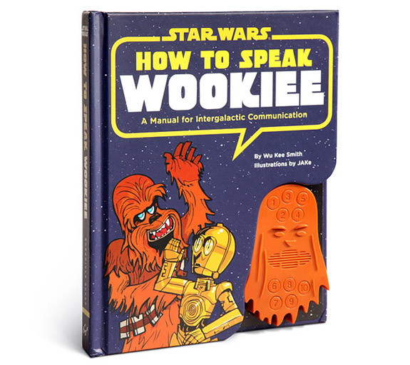 eb1a how to speak wookie How to speak wookie?