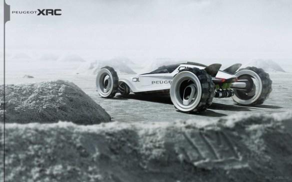 i1a46 Peugeot XRC by Tiago Aiello