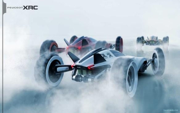 i1b47 Peugeot XRC by Tiago Aiello