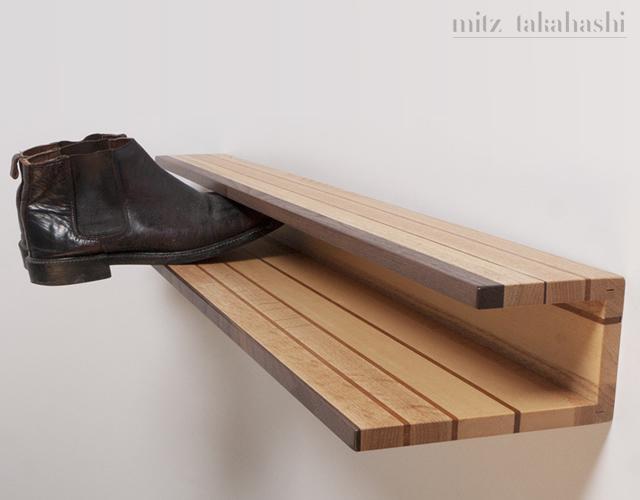 shoe rack design