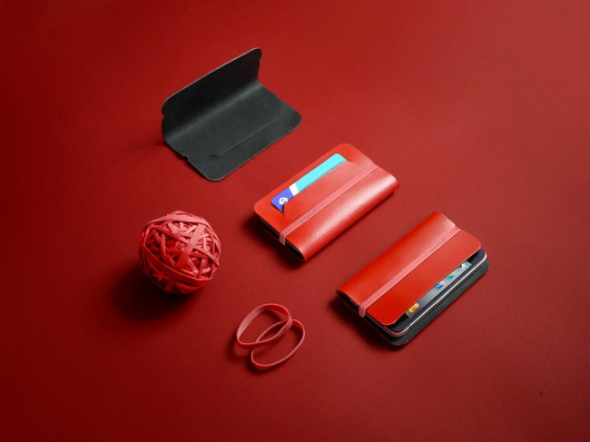 red11 1000 650x487 An ultimate minimalist wallet solution