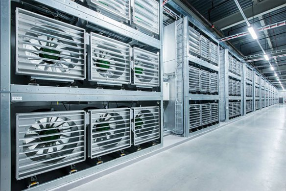 1221 Inside Facebook's Data Center Near the Arctic Circle