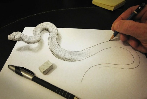 Featuring Mind Blowing Anamorphic Drawings by Alessandro Diddi 11 @ GenCept Featuring Mind Blowing Anamorphic Drawings by Alessandro Diddi