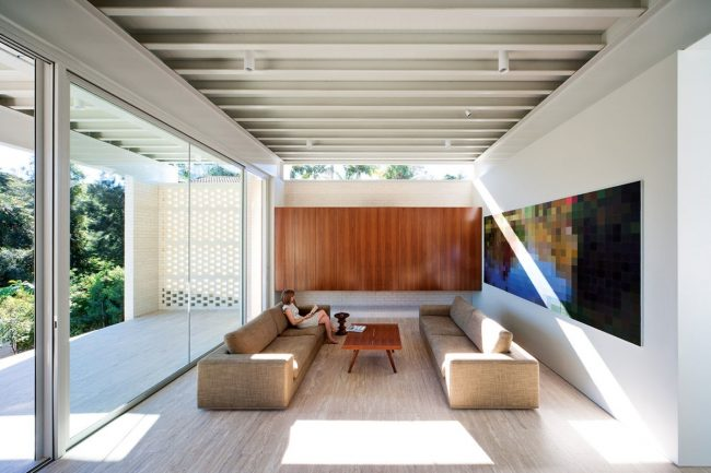 leibal stewarthouse chenchow 5 650x433 Stewart House by Chenchow Little Architects