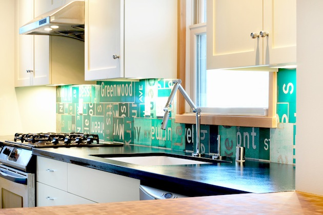 25 Awesome Kitchen Tile Designs