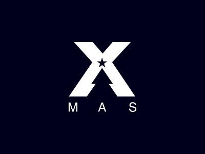 xmas logo design Christmas & Holiday Inspired Logo Designs