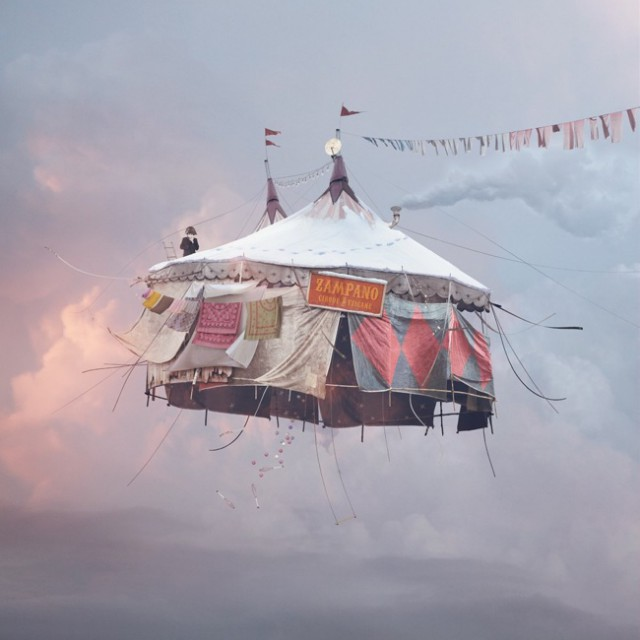 1357638959 8 640x640 Flying Houses by Laurent Chehere