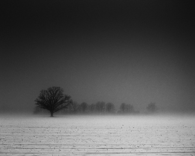 Derek Toye9 650x520 Black and White Landscapes by Derek Toye