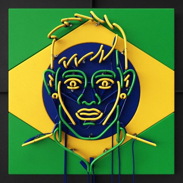 002 neon fifa world cup rizon parein Neon / FIFA World Cup by Rizon Parein