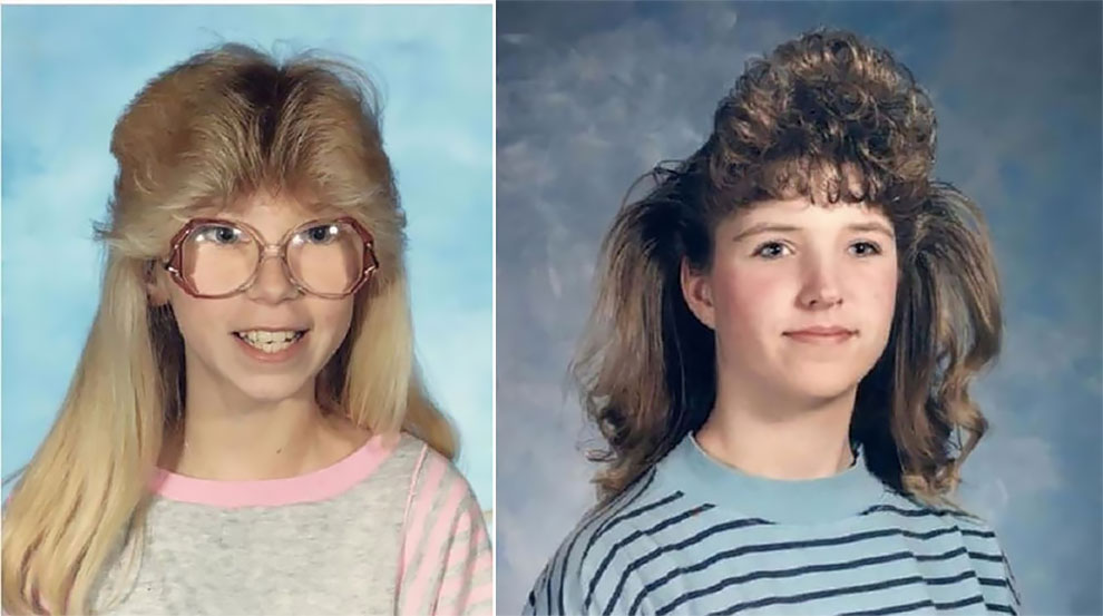 Hilarious Childhood Hairstyles From The 1980s And Early