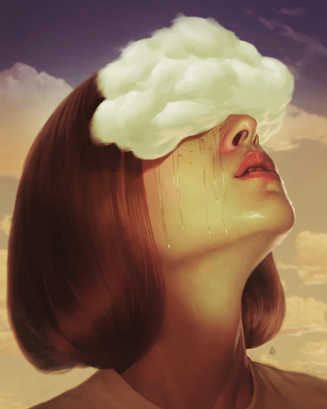 The Poetic And Haunting Illustrations Of Aykut Aydogdu