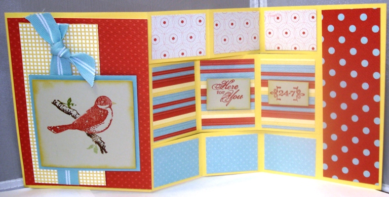 Friends 24-7 Trifold