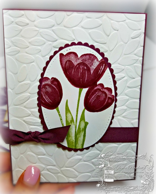 Tranquil Tulips 3