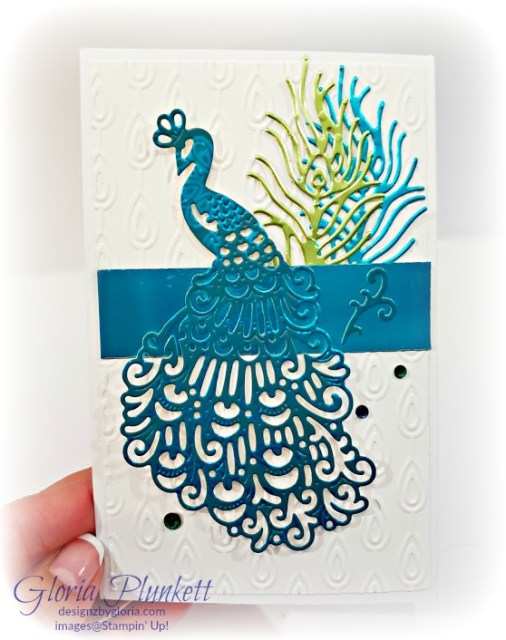 Detailed peacock dies, noble peacock specialty designer series paper, noble peacock foil paper, layering circle dies, Paper Snips, Take Your Pick Tool, Stampin' Sponges, White Chalk Marker, Stitched Rectangle Dies, sip & celebrate dies, Grid Paper, stampin sponge, perfectly plaid Stamp set, truck ride dies, shimmery crystal effects, braided linen ribbon, to every season stamp set, every season punch, gold foil paper, shaded spruce cardstock, cherry cobbler cardstock, wrapped in plaid 6 x 6 designer series paper, thick whisper cardstock, silicone craft mat, grid paper, gold delicata reinker, polka dot tulle ribbon, come to gather designer series paper, splitcoaststampers, come painters, blender pens, clear wink of stella, stampin' trimmer, very vanilla cardstock, sponge daubers,  dimensionals, paper snips, multipurpose liquid glue take your pick, SNAIL adhesive, stampin' up! Demonstrator, how to, diy handmade, homemade, rubber stamping, greeting card, crafts cardmaking  to gathered ribbon combo pack, Tags & More Accessory kit, every season punch pack, bronze delicata ink pad, black stampin dimensionals, detailed trio punch, basic black cardstock, old olive classic ink,  memento tuxedo black ink, black stazon ink,    thick whisper white cardstock, whisper white cardstock,  stamparatus, aqua painters