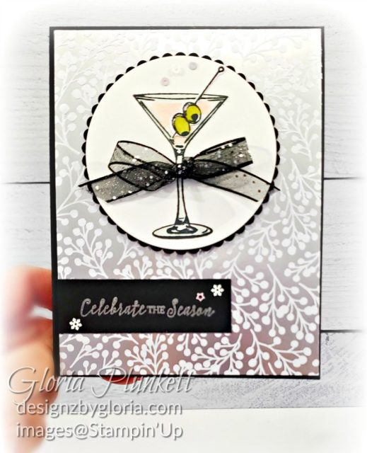 """Sip sip hooray stamp set, sip & celebrate dies, Painted poppies stamp set, gold glitter enamel dots, cherry cobbler cardstock, mossy meadow cardstock, night before christmas designer series paper, tear n tape, 1"""" circle punch, simply scored, paper trimmer, Paper Snips, Take Your Pick Tool, Stampin' Sponges, White Chalk Marker, Stitched Rectangle Dies, sip & celebrate dies, Grid Paper, stampin sponge, perfectly plaid Stamp set, truck ride dies, shimmery crystal effects, braided linen ribbon, to every season stamp set, every season punch, gold foil paper, shaded spruce cardstock, cherry cobbler cardstock, wrapped in plaid 6 x 6 designer series paper, thick whisper acardstock, silicone craft mat, grid paper, gold delicata reinker, polka dot tulle ribbon, come to gather designer series paper, splitcoaststampers, come painters, blender pens, clear wink of stella, stampin' trimmer, very vanilla cardstock, sponge daubers,  dimensionals, paper snips, multipurpose liquid glue take your pick, SNAIL adhesive, stampin' up! Demonstrator, how to, diy handmade, homemade, rubber stamping, greeting card, crafts cardmaking  to gathered ribbon combo pack, Tags & More Accessory kit, every season punch pack, bronze delicata ink pad, black stampin dimensionals, detailed trio punch, basic black cardstock, old olive classic ink,  memento tuxedo black ink, black stazon ink, thick whisper white cardstock, whisper white cardstock,  stamparatus, aqua painters"""