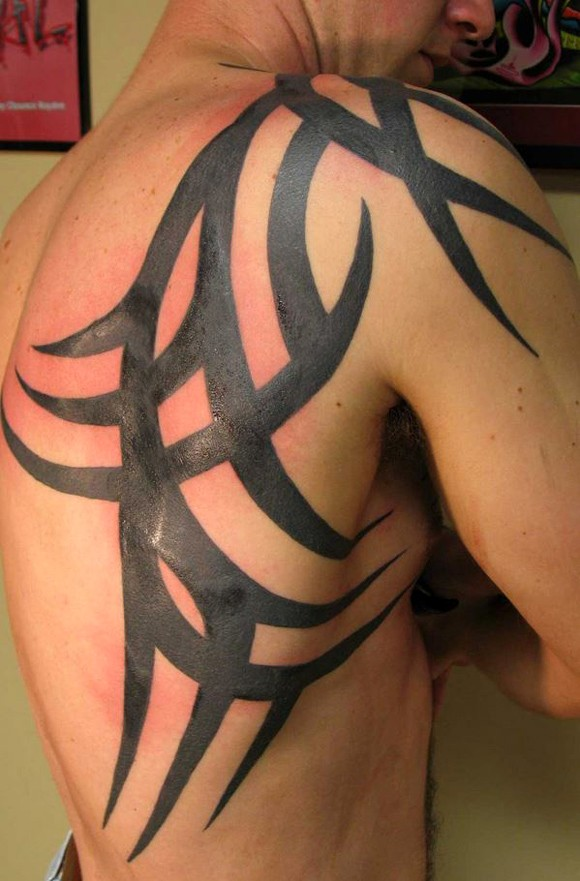 52 Most Eyecatching Tribal Tattoos
