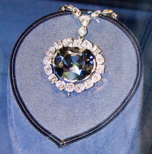 Hope Diamond The Cursed Indian Diamonds