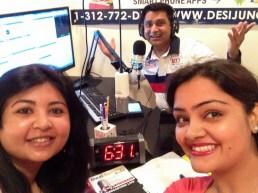 Jassi Ruchi and Gargi