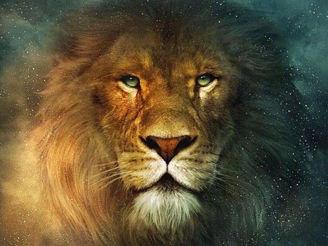Embrace Your Inner Lion