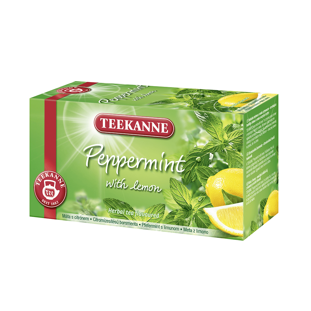 Peppermint Lemon