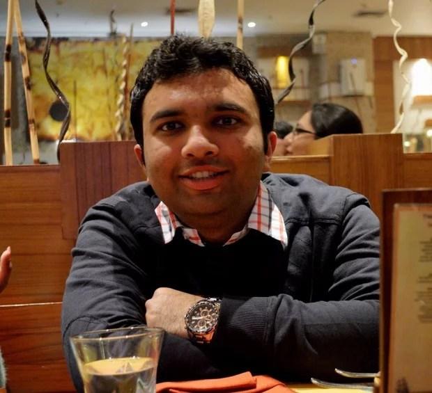Dr. Akash Bansal, Rank 5 in PGI Jan 2015 Exam