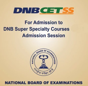 NBE DNB CET SS Logo