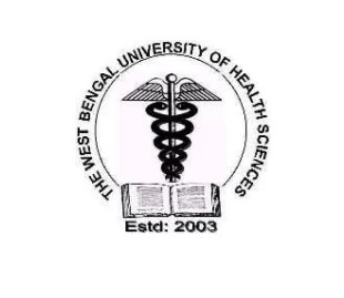 The West Bengal University of Health Sciences WBUHS Logo