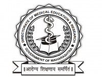 Director of Medical Education and Research (DMER), Mumbai, Government of Maharashtra logo