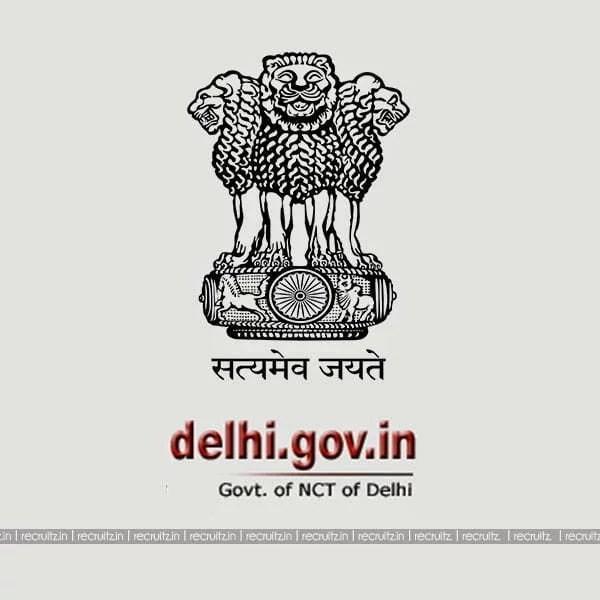 Delhi Govt logo