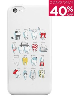 iPhone cover dental fappy