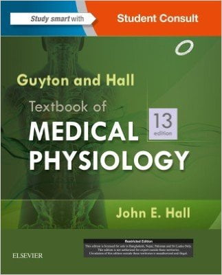 Mcqs of Guyton Physiology