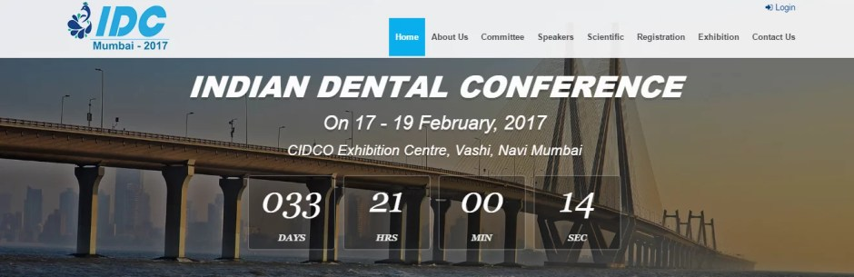 National Indian Dental Conference 2017