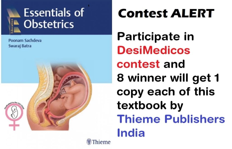Desi Medicos Thieme Publishers India contest