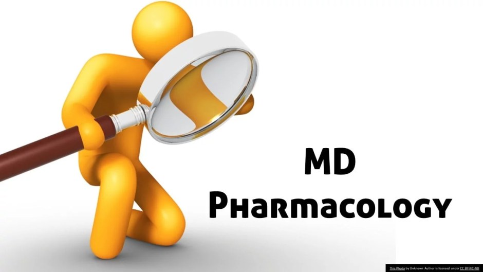 MD Pharmacology