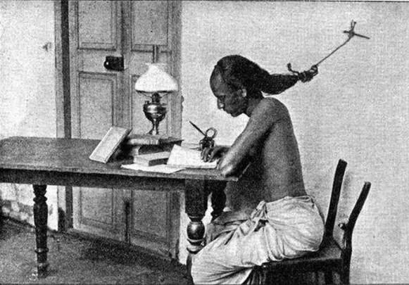 Student of university of Madras