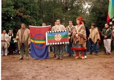 Sami y mapuches