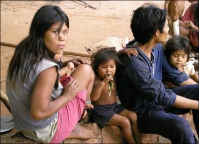 familia guarani