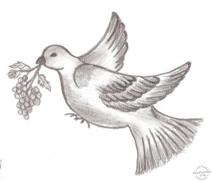 pencil bird birds sketch sketches drawing drawings easy simple parrot draw nature sparrow desipainters sketching drawingartpedia paintingvalley flying painting shading