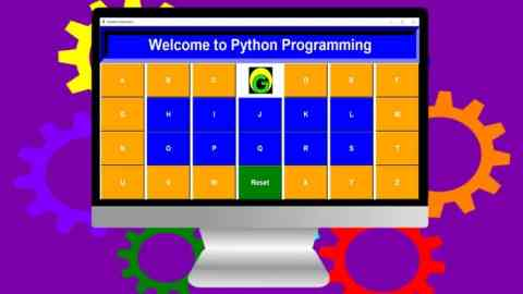 Python 3: E-learning Text-to-Speech Alphabet application
