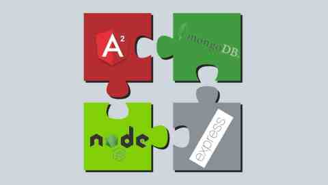 Angular (Angular 2+) & NodeJS – The MEAN Stack Guide