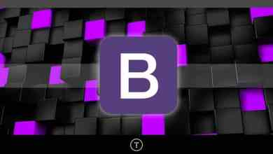 Bootstrap 4 From Scratch With 5 Projects