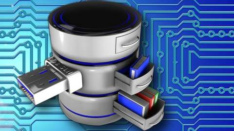 Complete Database Course: 6 Courses in 1