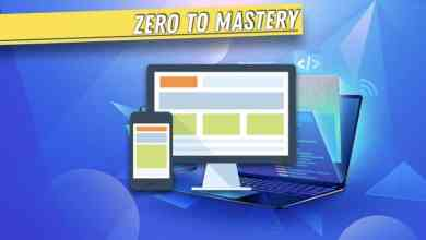 The Complete Web Developer in 2020: Zero to Mastery